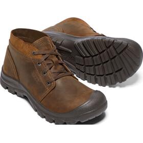 Keen M's Grayson Chukka Shoes Mid Brown/Scylum
